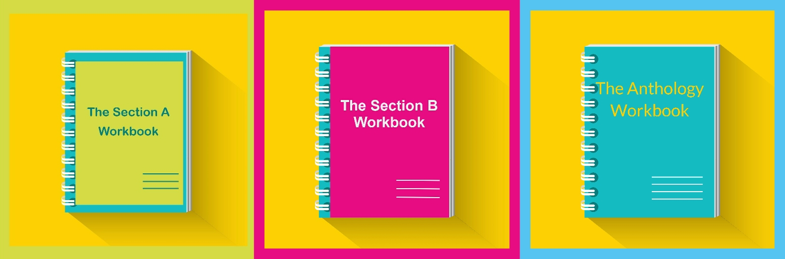 The 3 Written Paper Workbooks Bundle – Limited Offer